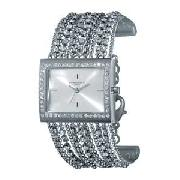 Identity London Ladies Multi Stranded Bracelet Watch