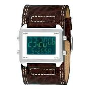 Identity Mens Digital Watch