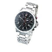 dkny dkny watch at all the watches co uk dkny men s round black dial bracelet watch